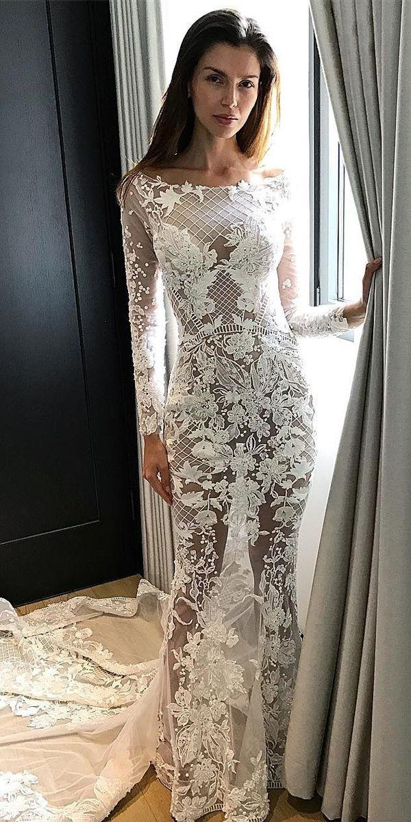 Sexy Girls Wedding Dress
