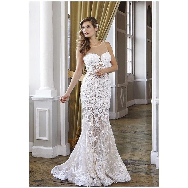 Mariage - Jovani Bridal JB24877 Wedding Dress - The Knot - Formal Bridesmaid Dresses 2017