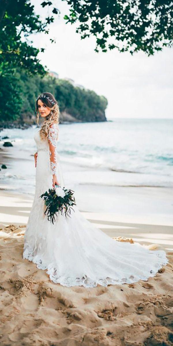 زفاف - 33 Absolutely Gorgeous Destination Wedding Dresses
