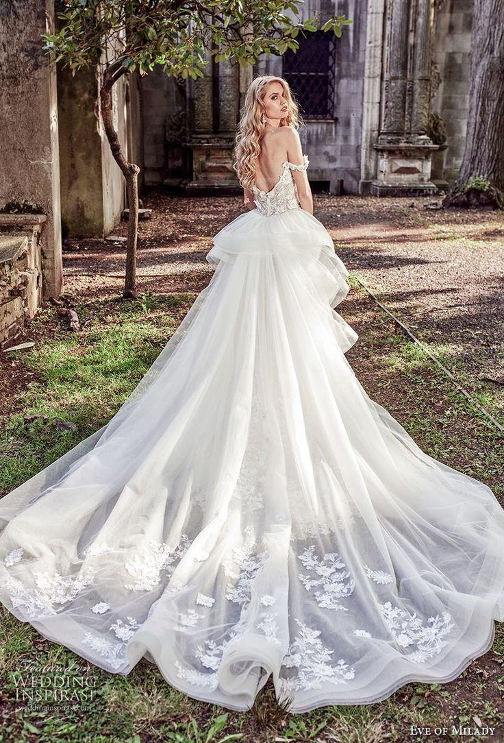 f6f3946c9ce Eve Of Milady Couture Spring 2018 Wedding Dresses  2790862 - Weddbook
