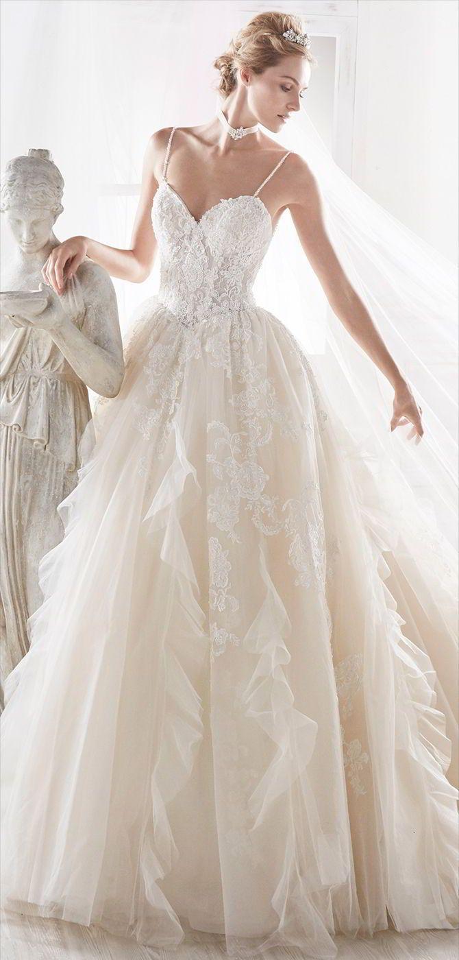 di prim'ordine a64bc b5e6e Nicole Spose 2018 Wedding Dresses By Alessandra Rinaudo ...