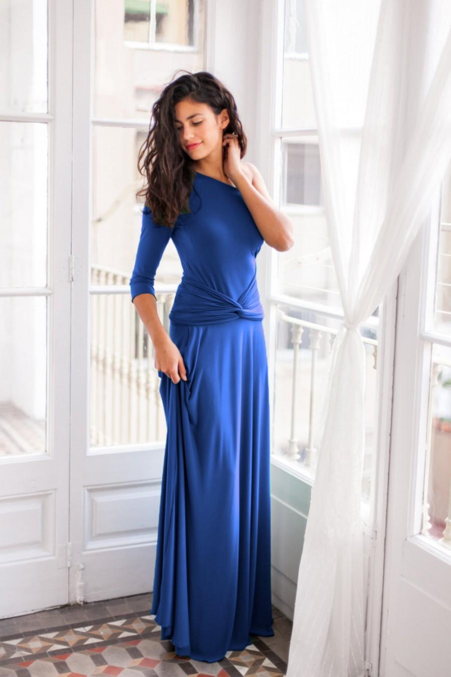 97806f6d523e Royal Blue Dress