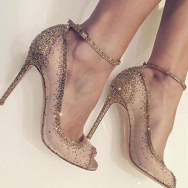 Mariage - Shoe Bling