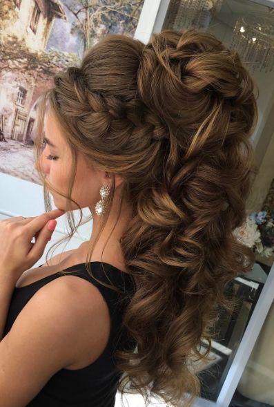 Hochzeit - Wedding Hairstyle Inspiration - Elstile
