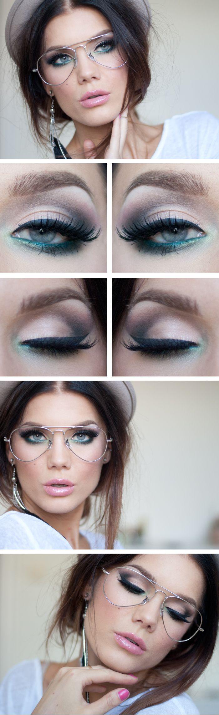 Свадьба - Turquoise Eyeline