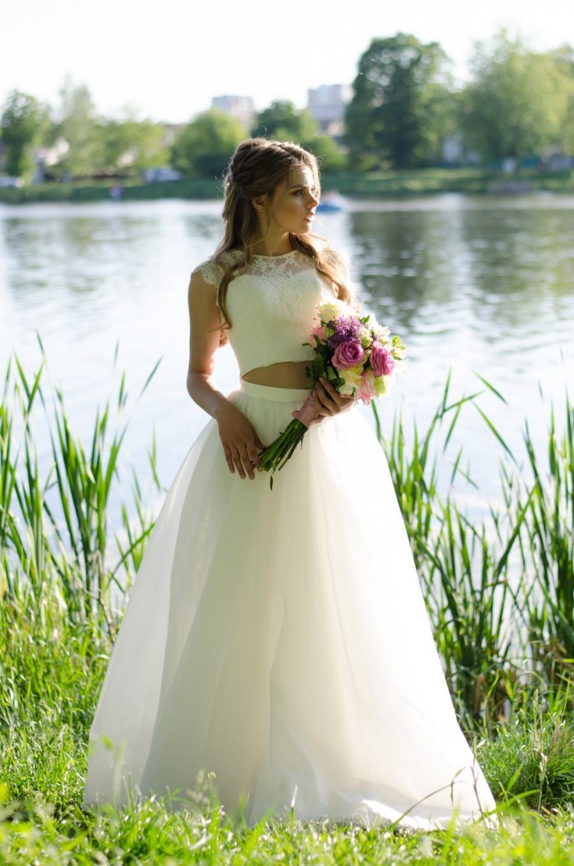 Свадьба - Wedding Skirt, Tulle wedding skirt, Bridal Separates, Floor Length Wedding Skirt