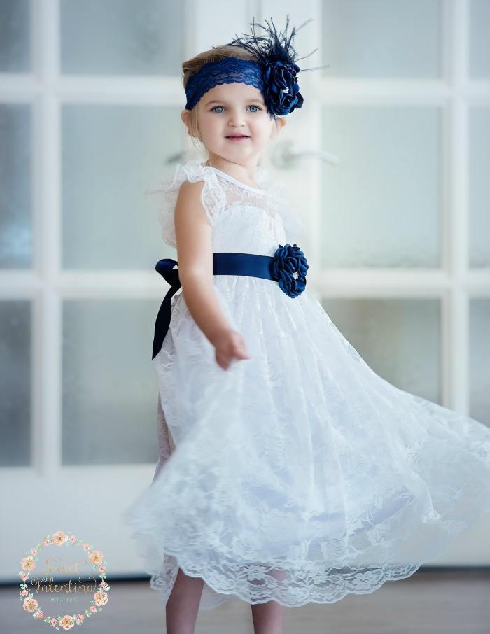 16c9c5cae63 Lace Girl Dress