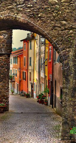 Свадьба - Scorcio A Pignone, Spezia (bandiera Arancione)