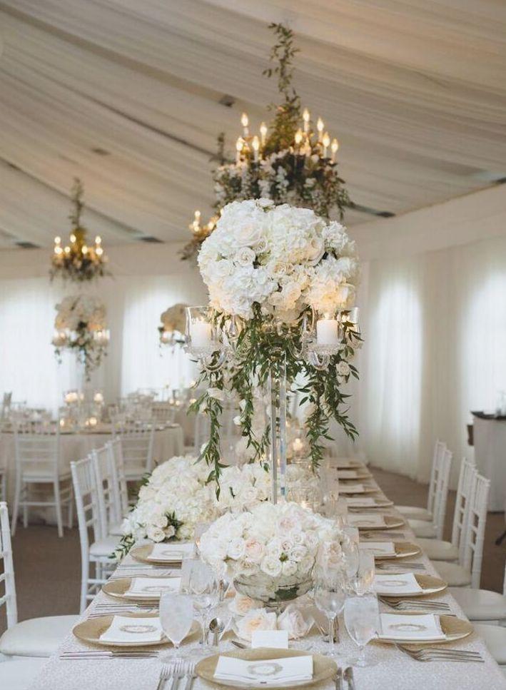 Mariage - Wedding Table Arrangement