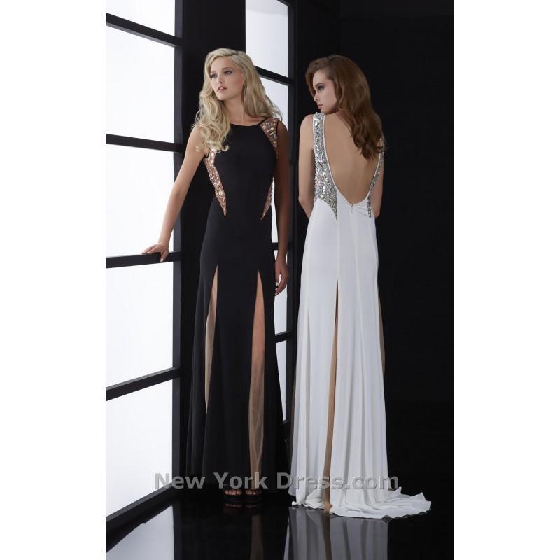 Hochzeit - Jasz Couture 5040 - Charming Wedding Party Dresses