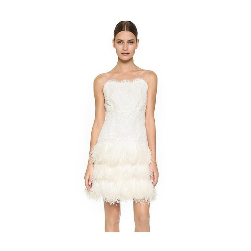 Courthouse Wedding Dress.Short Courthouse Wedding Dress By Marchesa Camellia Stunning