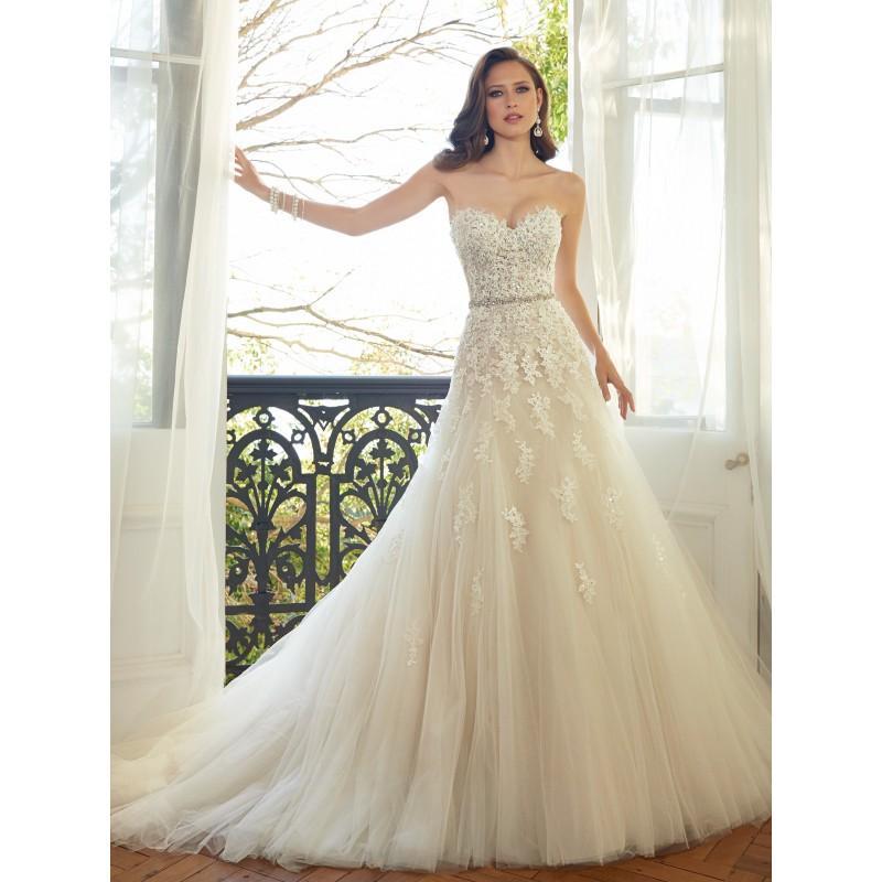Hochzeit - Sophia Tolli Y11552 - Stunning Cheap Wedding Dresses