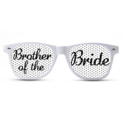 Hochzeit - Brother of the Bride Sunglasses/Wedding Sunglasses/Wedding Party Shades