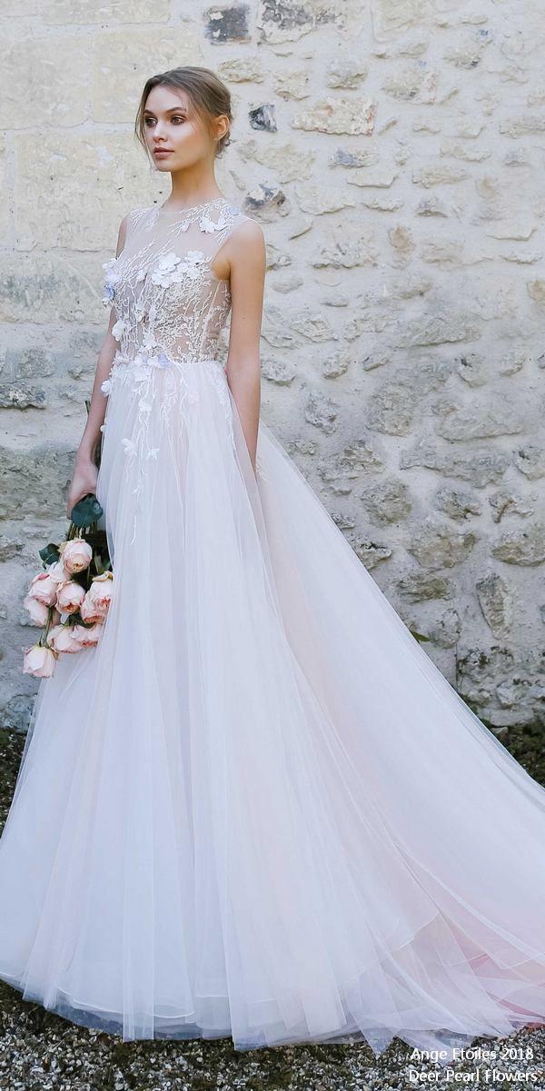 Etsy Wedding Dress.Etsy Finds Ange Etoiles Wedding Dresses 2018 2792788