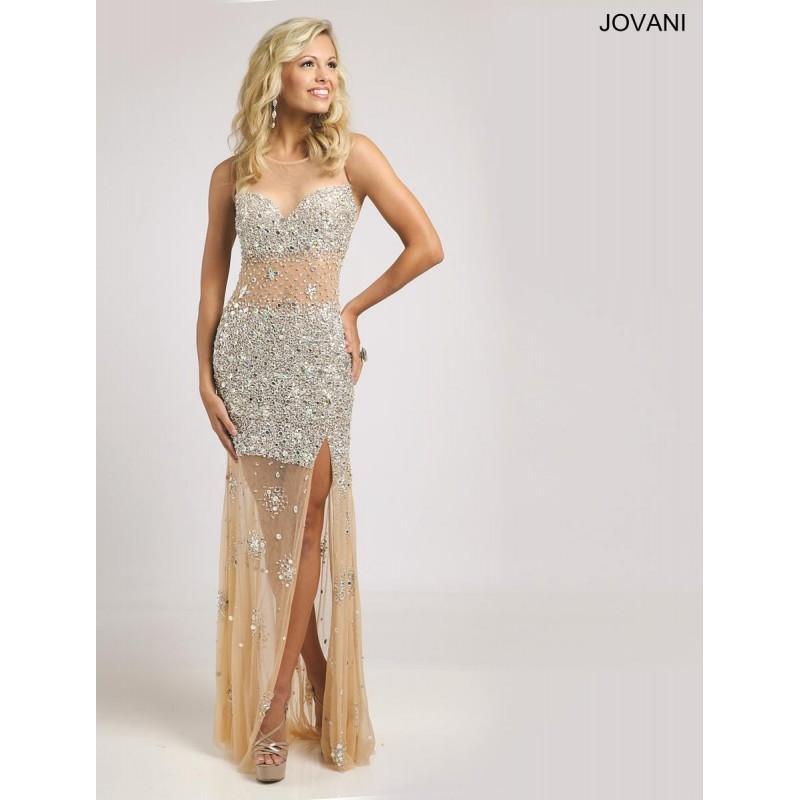Hochzeit - Jovani Prom Jovani Prom 99054 - Fantastic Bridesmaid Dresses