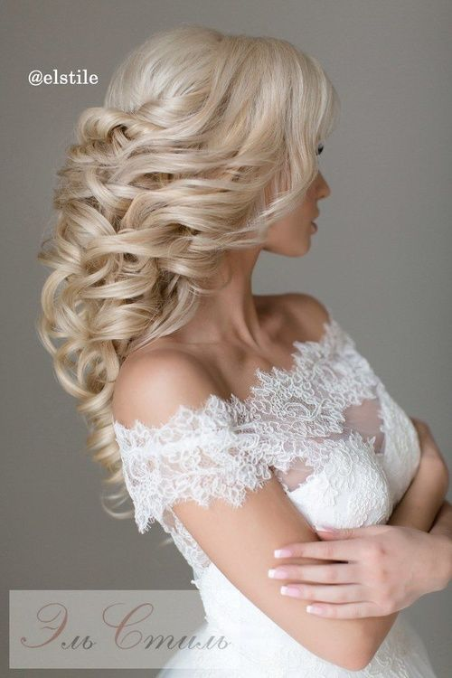 Mariage - Wedding Hairstyle Inspiration - Elstile