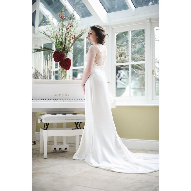 Mariage - Caroline Atelier 2015 Charlotte - Stunning Cheap Wedding Dresses
