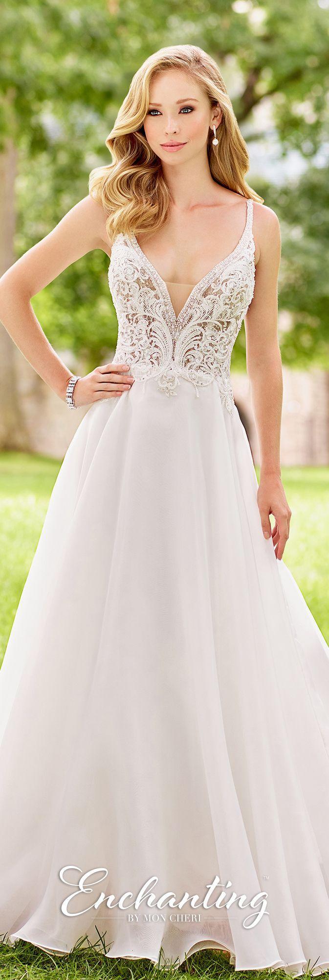Hochzeit - Enchanting Wedding Dresses - 118137