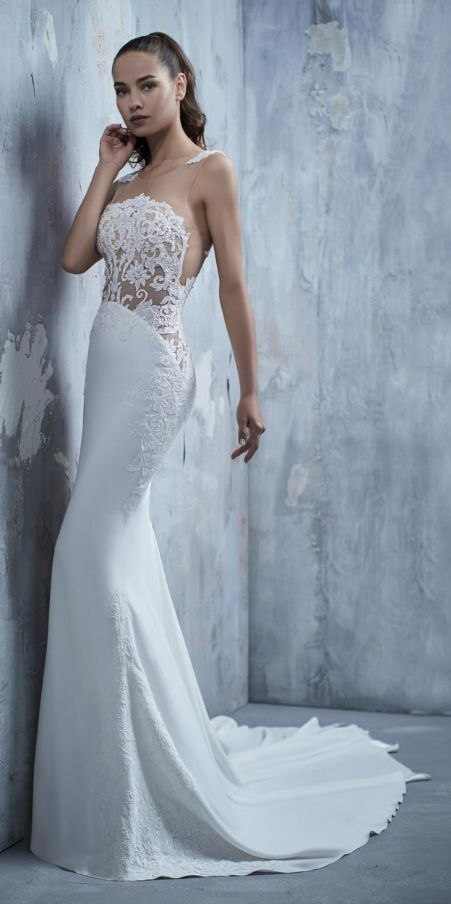 Hochzeit - Maison Signore Wedding Dresses 2018 Collection With Luxury And Elegance