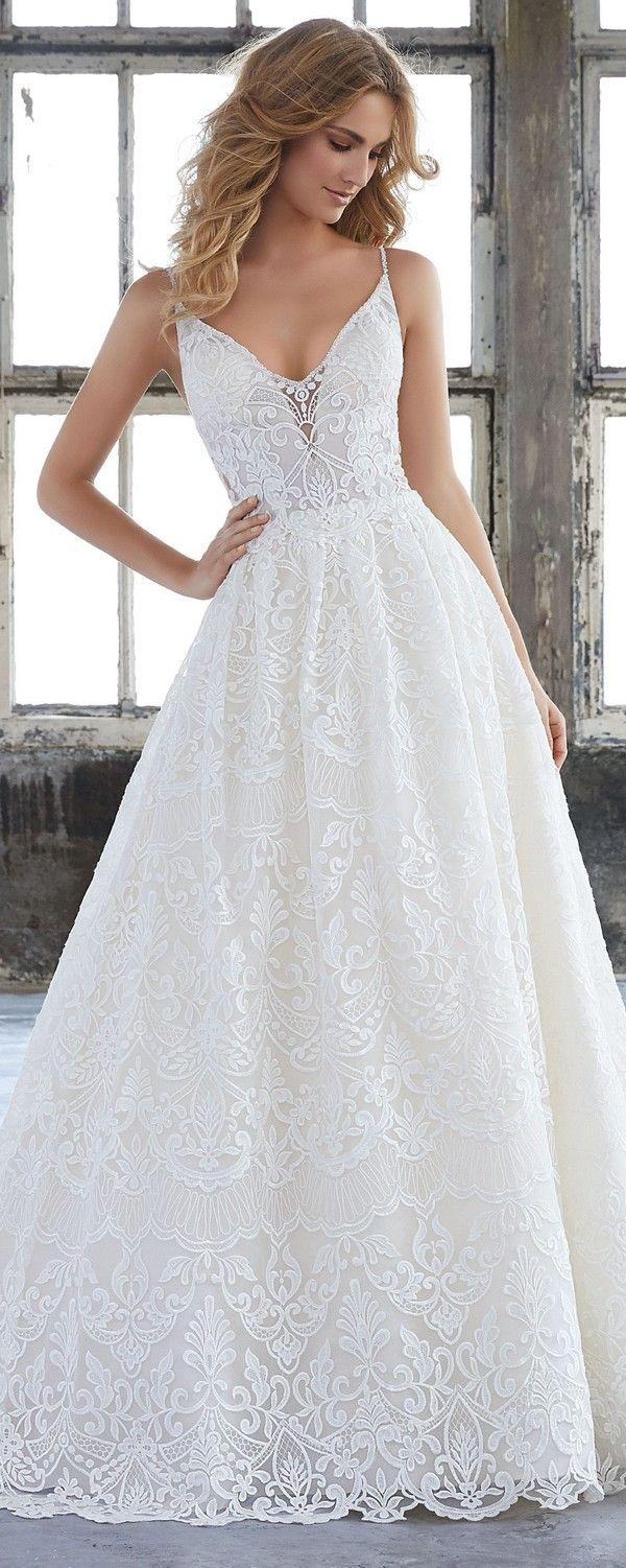 Hochzeit - Morilee Wedding Dresses For 2018 Trends