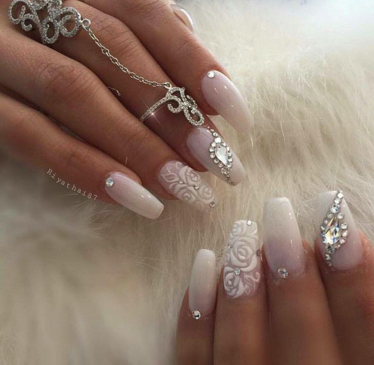 Mariage - Wedding Nails