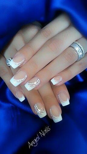 Boda - Bridal Nail Art