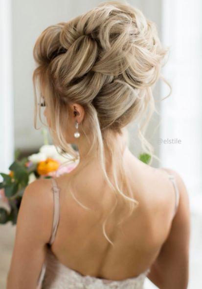 زفاف - Wedding Hairstyle Inspiration - Elstile