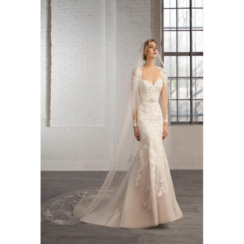 Mariage - Robes de mariée Cosmobella 2016 - 7747 - Superbe magasin de mariage pas cher