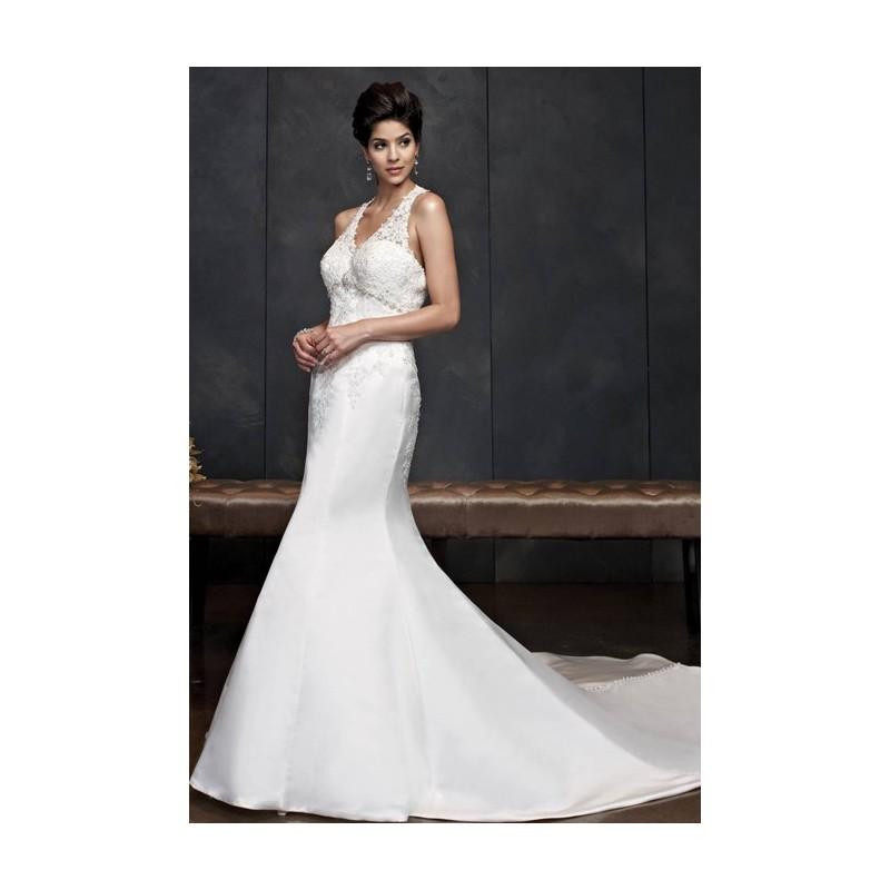 Hochzeit - Kenneth Winston - 1549 - Stunning Cheap Wedding Dresses