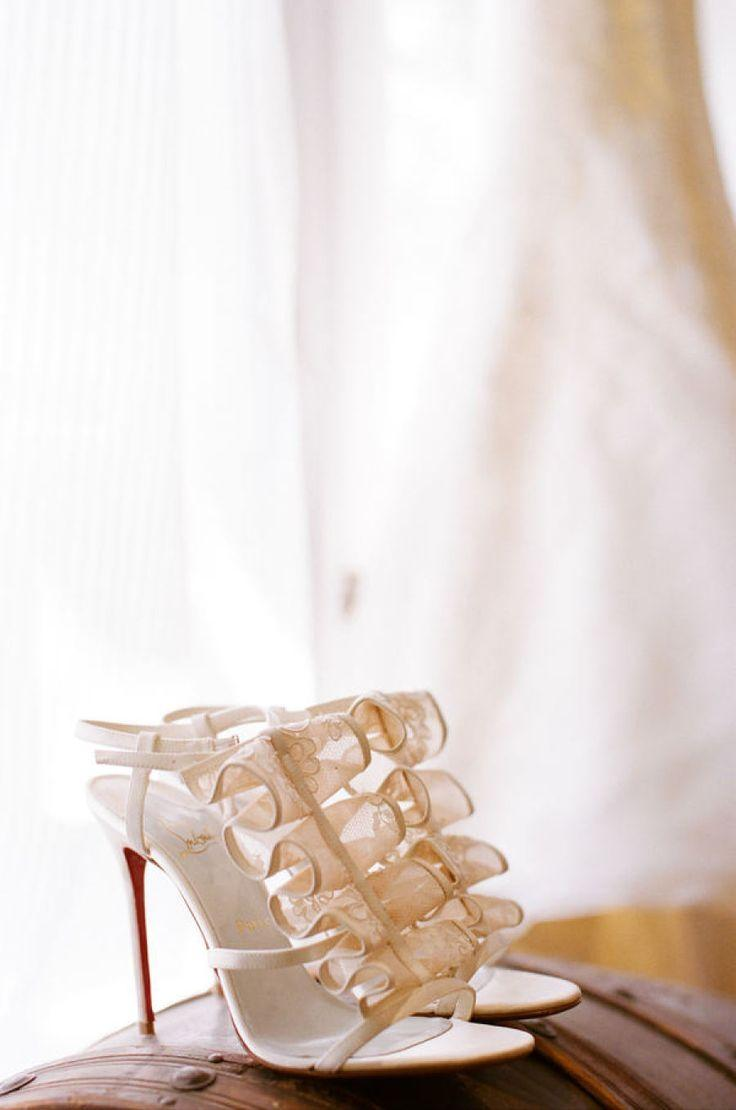 Mariage - 100 Wedding Shoes You'll Never Want To Take Off