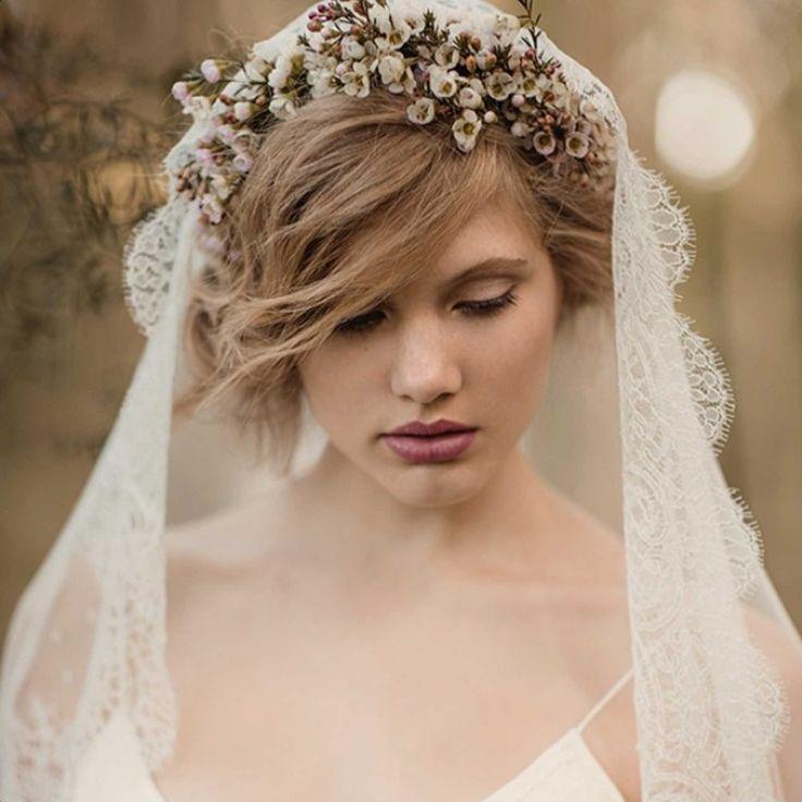Свадьба - 36 Stunning Wedding Veils That Will Leave You Speechless