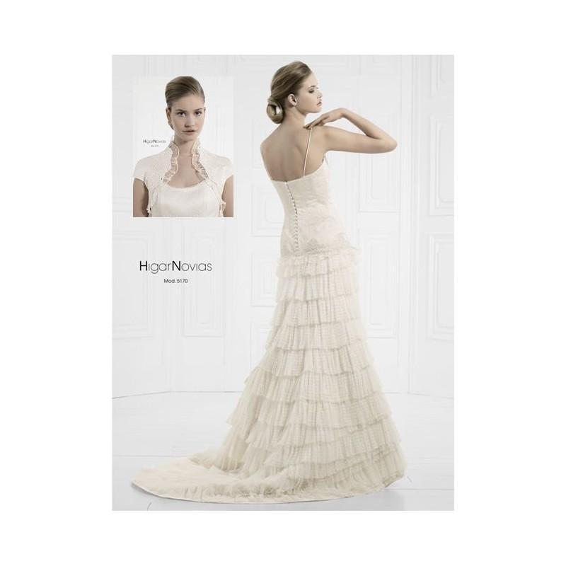 Vestidos novias higar