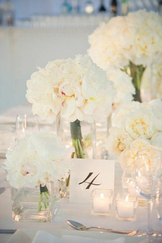 Mariage - Wedding Table Decoration