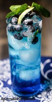 Mariage - Bangin' Blueberry Lemonade