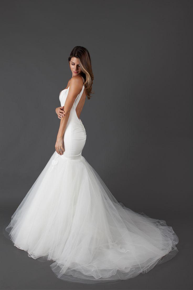 Mariage - Charleston Gown