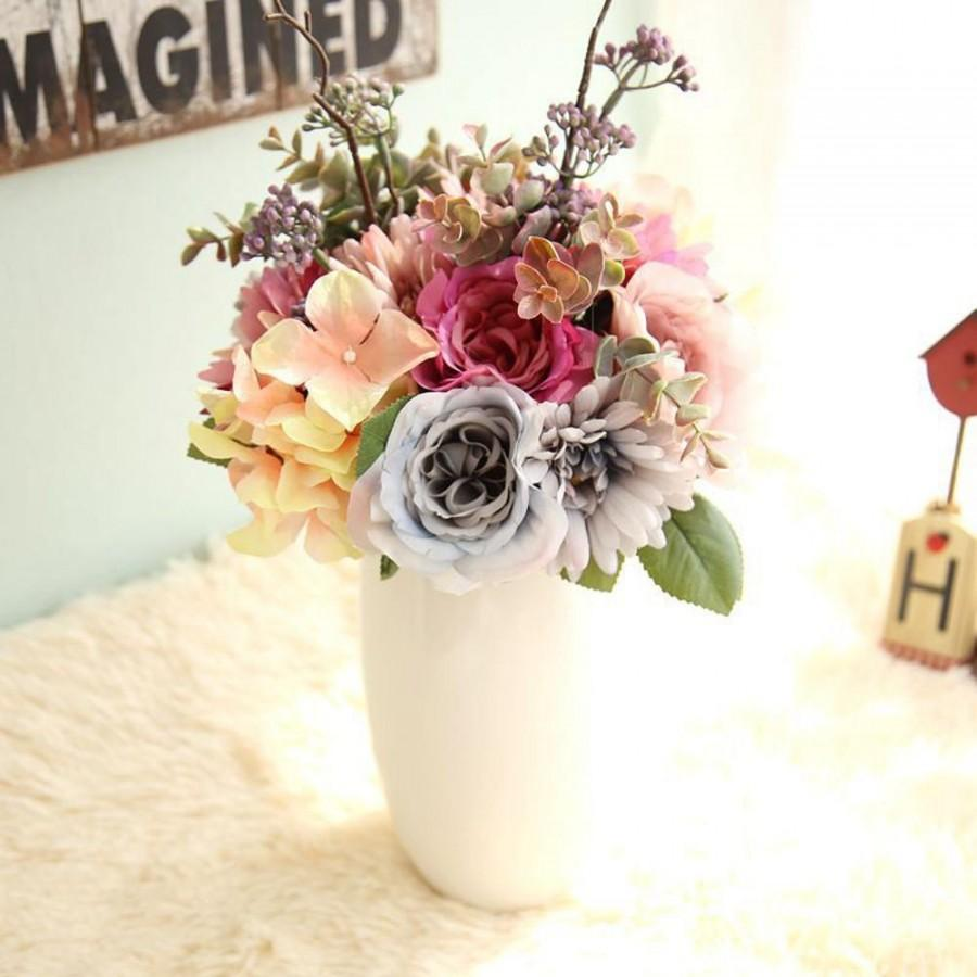 Hochzeit - Fake Bouquet for Decorations