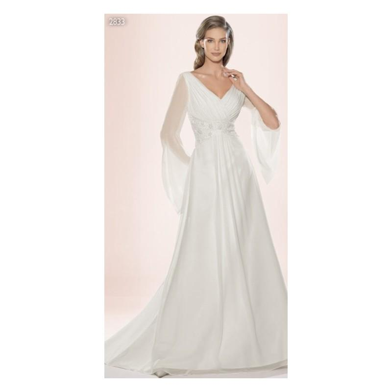 Свадьба - 2833 (Avenue Diagonal) - Vestidos de novia 2017