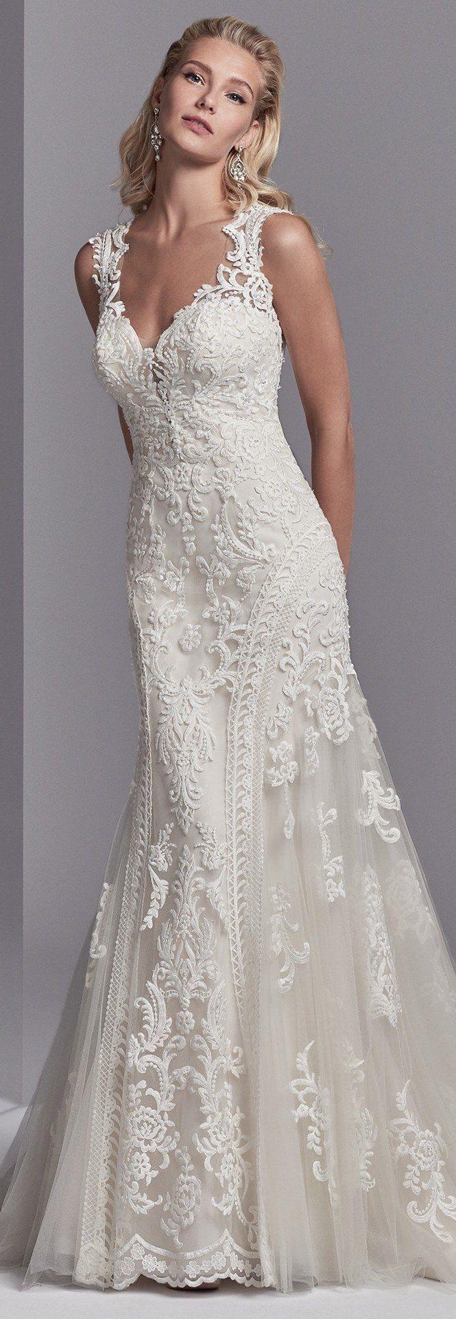 Свадьба - Maggie Sottero Wedding Dresses