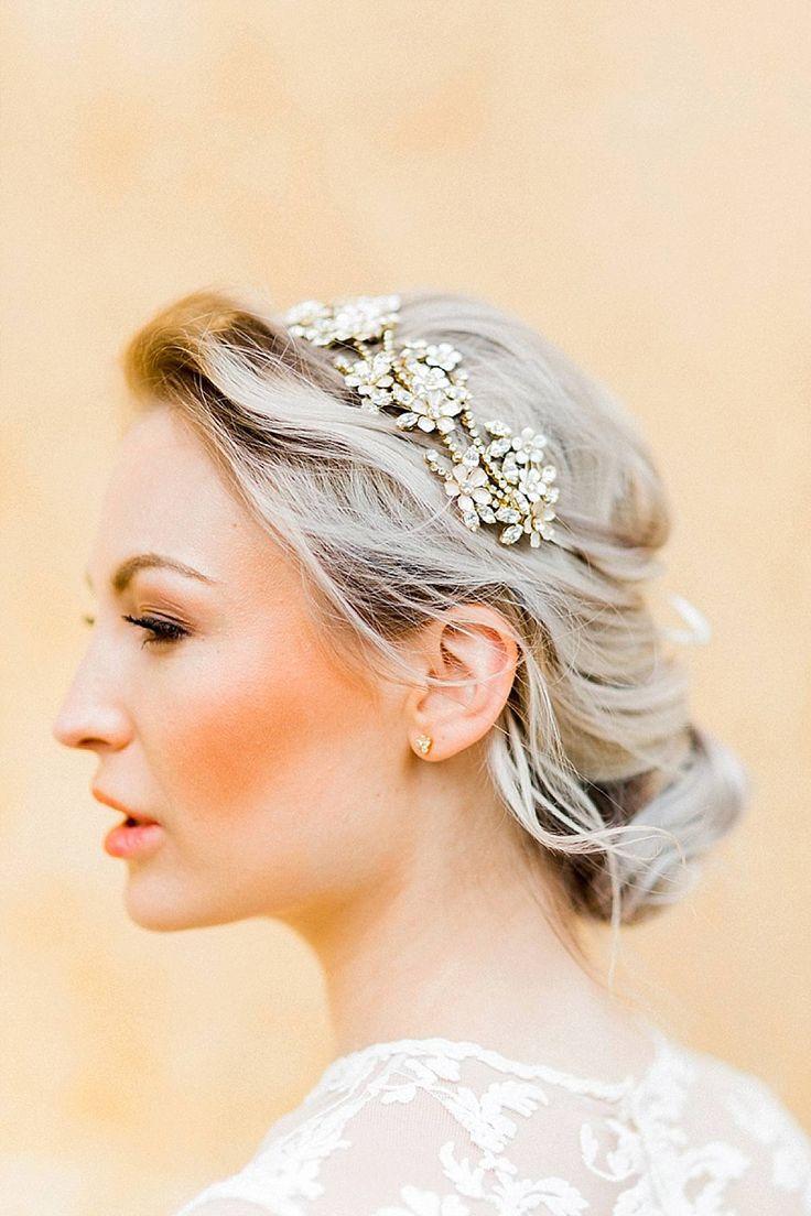 Wunderschone Brautfrisuren Fur Mittellange Und Lange Haare 2795662