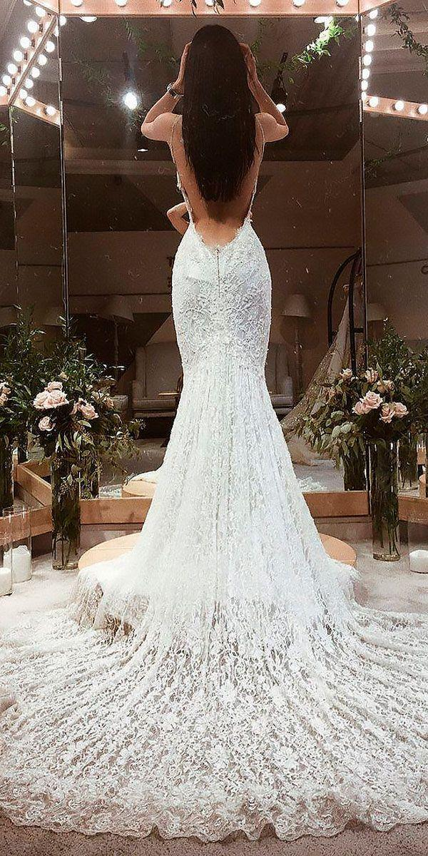 زفاف - 33 Chic Bridal Dresses: Styles & Silhouettes