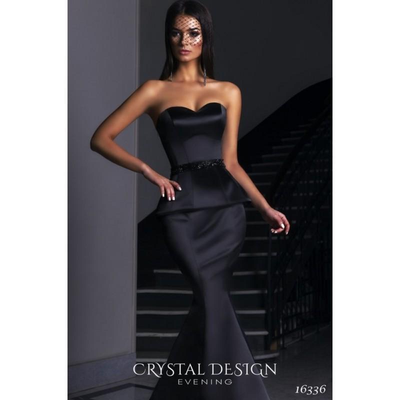 Wedding - Crystal Desing vechernye-kollektsyy 2016 16336 -  Designer Wedding Dresses