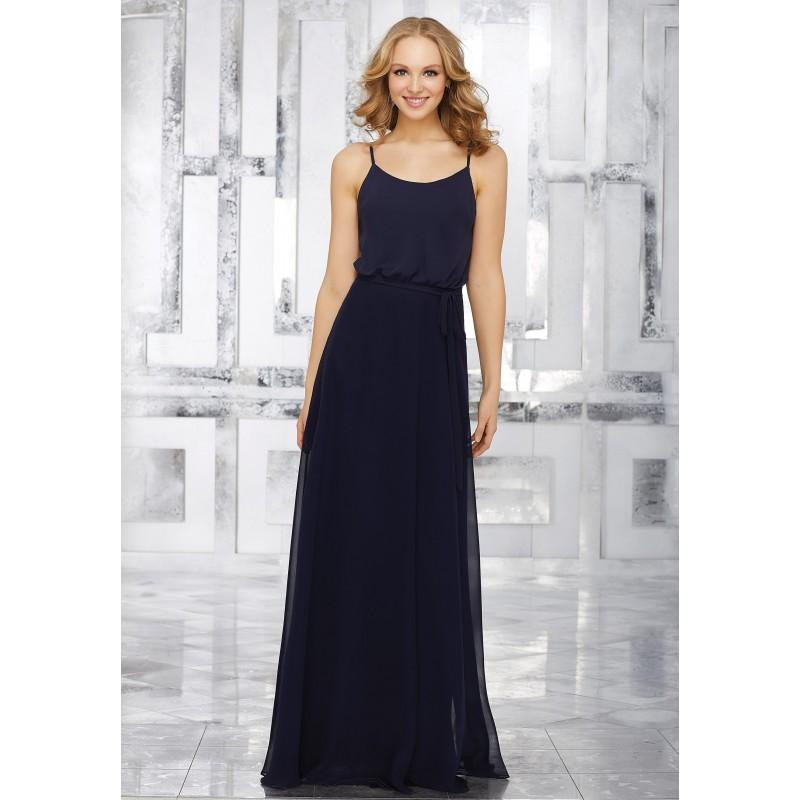 Wedding - Morilee Bridesmaids 21536 Floor Length Chiffon Bridesmaid Dress - Crazy Sale Bridal Dresses