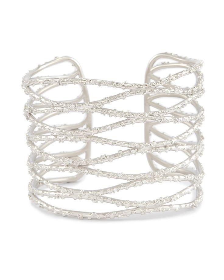 Mariage - Kendra Scott: Nicolas Cuff Bracelet In Silver