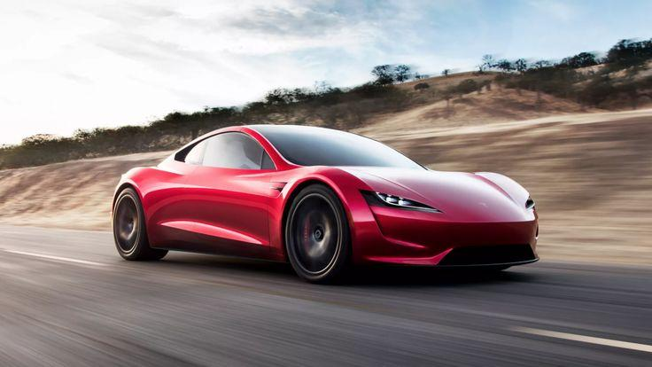 Wedding - Here Are The Epic Performance Stats For The Insane New Tesla Roadster!