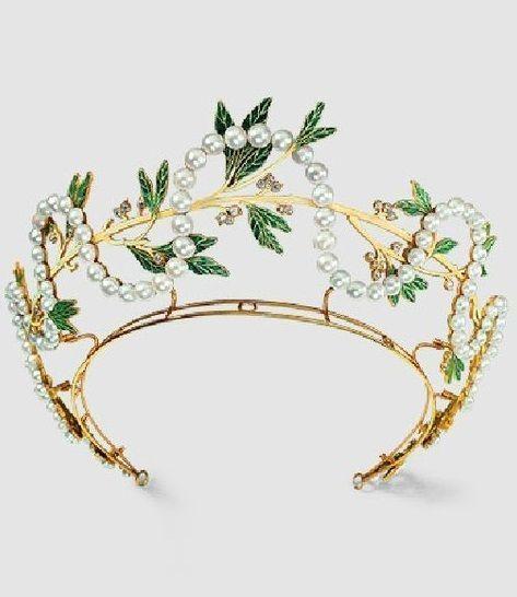 Свадьба - Bridal Crowns, Tiaras And Headpieces