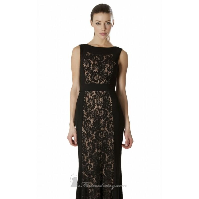 Laced Evening Gown By JS Collections 863904 - Bonny Evening Dresses ...