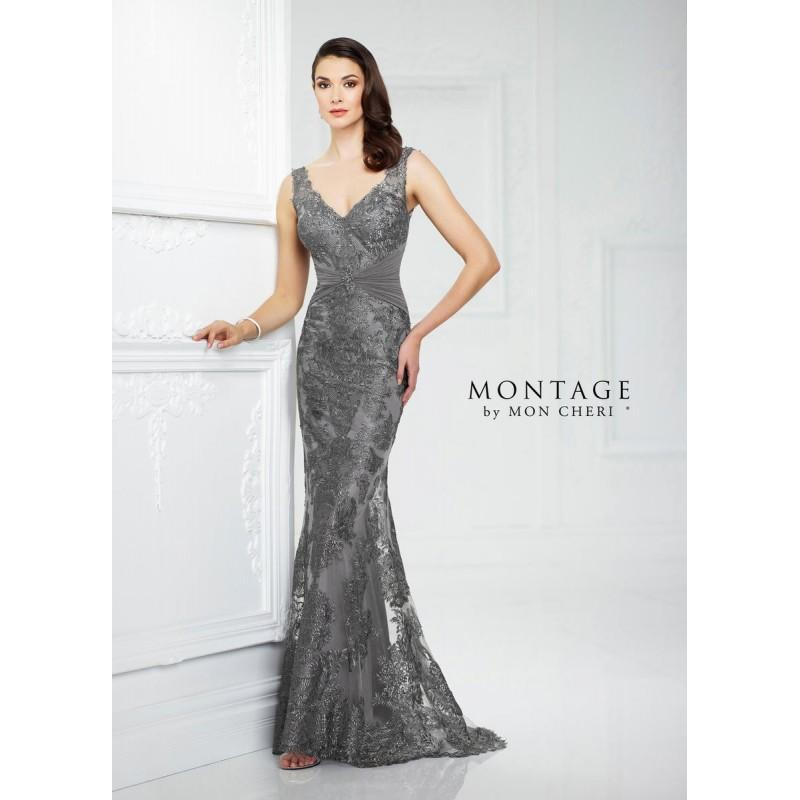 236346c93ff Montage By Mon Cheri 217942 - Branded Bridal Gowns  2796926 - Weddbook
