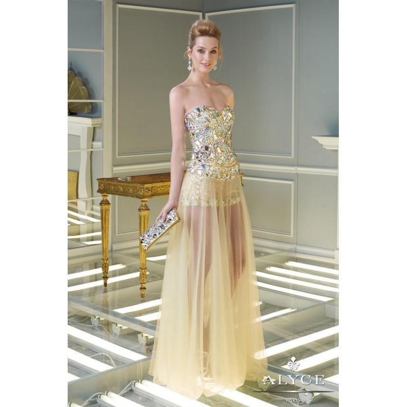 Mariage - Claudine for Alyce Prom 2334 - Brand Wedding Store Online