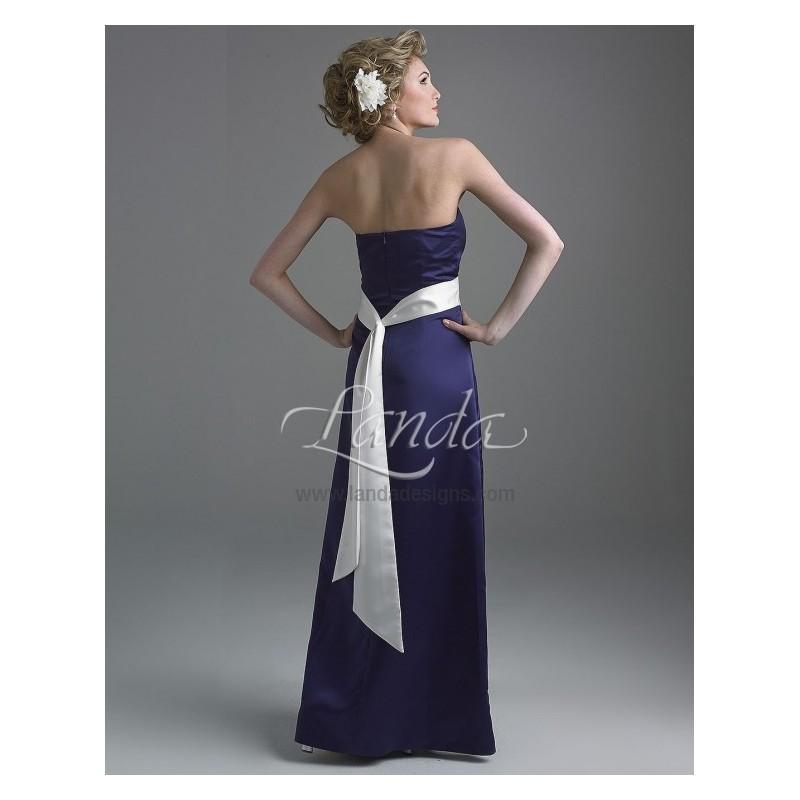 Mariage - Landa Designs M961 -  Designer Wedding Dresses