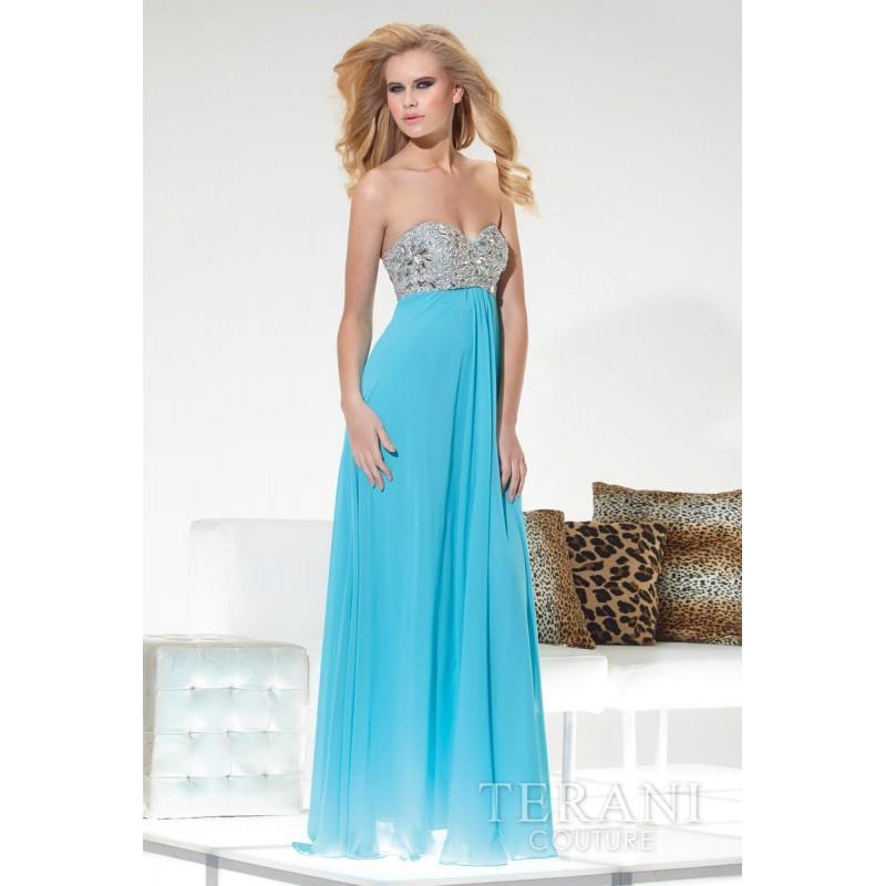 Hochzeit - Terani Prom Terani Prom P1528 - Fantastic Bridesmaid Dresses